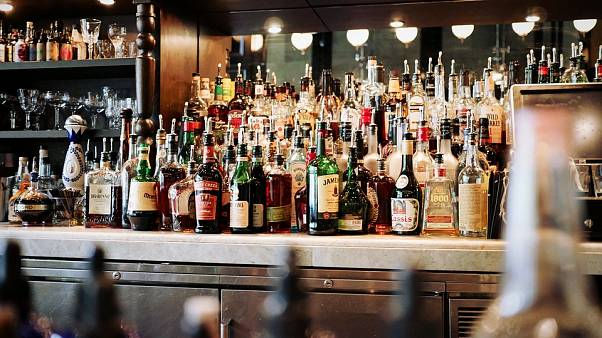 What is the most expensive country in Europe for alcohol?