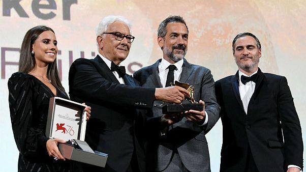 شیرطلایی جشنواره فیلم ونیز به «ژوکر» رسید؛ رومن پولانسکی با «یک مامور و یک جاسوس» نقره گرفت