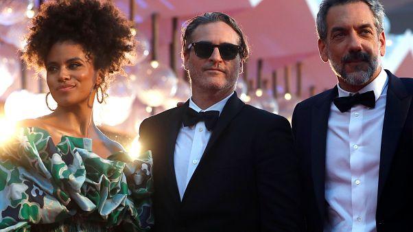 """""""Joker"""" conquista Leão de Ouro no Festival de Veneza"""