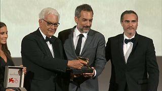 """Le film """"Joker"""" triomphe à la Mostra de Venise"""