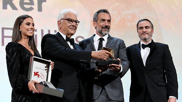 """""""Joker"""", vencedor de una Mostra que premia a Polanski"""