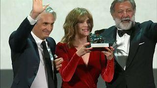 Velence: a zsűri nagydíját Polanski kapta, de felesége vette át