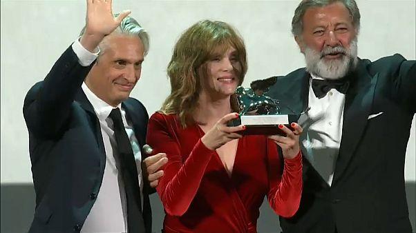 """Венецианский кинофестиваль: """"Золотой лев"""" уехал в США"""