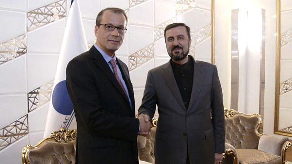 Iránban vannak a Nemzetközi Atomenergia-ügynökség ellenőrei