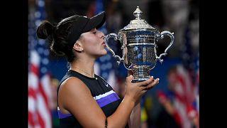 Bianca Andreescu gewinnt US-Open-Finale gegen Serena Williams