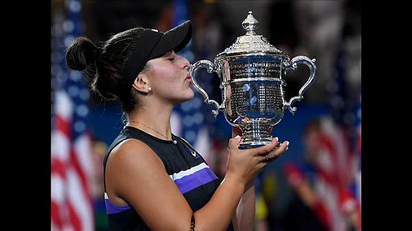 US Open: trionfa Bianca Andreescu, sconfitta Serena Williams