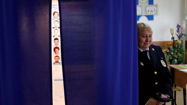 Toπικές εκλογές στην Ρωσία