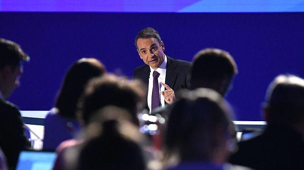 Κ. Μητσοτάκης: «Η Ελλάδα θα είναι η ευχάριστη έκπληξη της Ευρωζώνης»