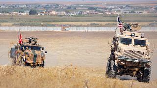 Siria: al via i pattugliamenti Turchia-Stati Uniti