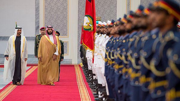 بيان سعودي إماراتي مشترك لتأكيد وحدة الموقف بشأن أحداث جنوب اليمن
