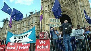 Nueva semana clave en el Parlamento británico