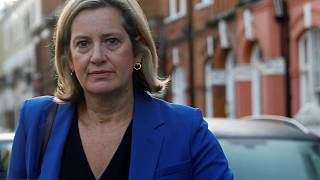 """Amber Rudd: """"Johnsonnak esze ágában sincs megegyezni"""""""