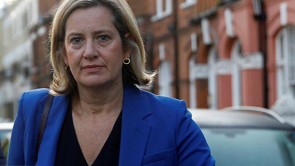 Amber Rudd: governo não pensa no acordo com Bruxelas