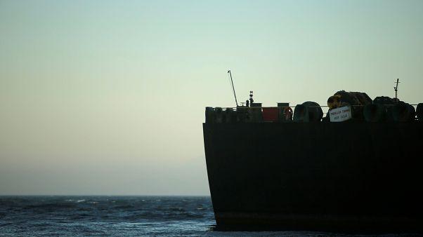 وزارت خارجه ایران: نفتکش «آدریان دریا۱» به مقصد رسیده است