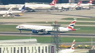 Ακυρώνονται πτήσεις της British Airways Δευτέρα και Τρίτη