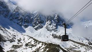 Im Schneesturm gestoppt: Tourist wollte mit Sohn (10) auf Mont-Blanc