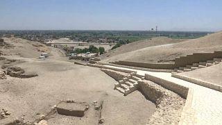 مصر: افتتاح مقبرتين أثريتين بالأقصر يعود تاريخهما إلى عصر الرعامسة