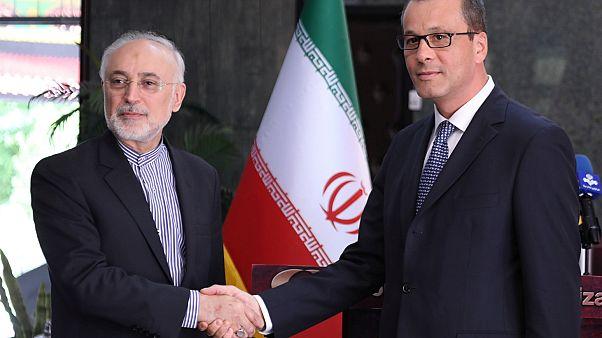 """Irão critica """"promessas não cumpridas"""" dos europeus"""