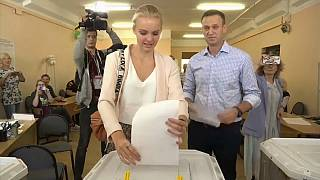 Стали известны предварительные результаты выборов в России