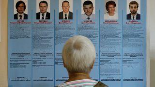 پس از موجی از اعتراضات، شهروندان روسیه برای انتخابات محلی به پای صندوقها رفتند