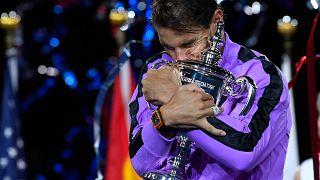 Rafael Nadal gana su cuarto Abierto de EEUU al vencer a Daniil Medvedev