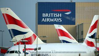 Pilotlar greve gitti British Airways tüm uçuşları iptal etti