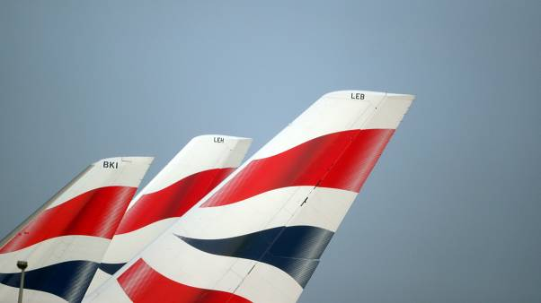 Most flights cancelled as British Airways pilots begin two-day strike