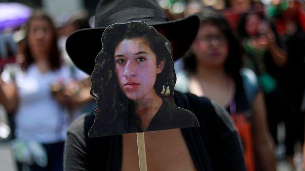 Védtelenek a nők Mexikóban