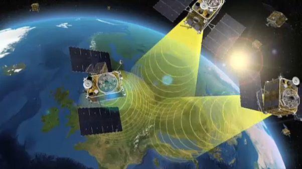 Galileo hat jetzt eine Milliarde Nutzer