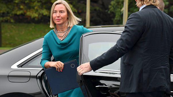 La ley Helms-Burton en la agenda cuba de Mogherini