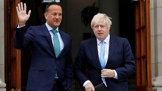 Backstop und No Deal: Boris Johnson in Dublin