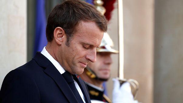 Fransa Cumhurbaşkanı Macron, Arnavutluk başbakanından milli marş skandalı için özür diledi