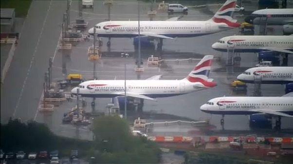 Piloten-Streik bei British Airways: 1700 Flüge gestrichen
