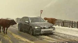 Έπεσε το πρώτο χιόνι στην Αυστρία