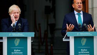 """""""Брексит"""" застрял в Ирландии"""