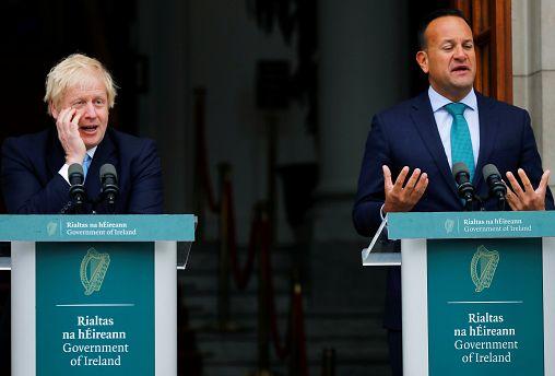 برکسیت؛ دیدار بدون نتیجه دونخست وزیر بریتانیا و ایرلند در روزهای پرالتهاب