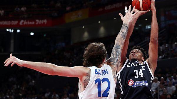Παγκόσμιο Κύπελο Μπάσκετ: Δεν τα κατάφερε η Εθνική Ελλάδος
