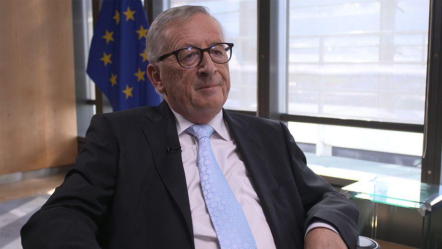 """Juncker: """"Die Briten waren von Anfang an Teilzeit-Europäer"""""""