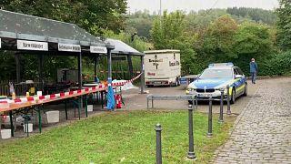 الشرطة الألمانية: مقتل إمرأة وإصابة 14 شخصا إثر انفجار مقلاة