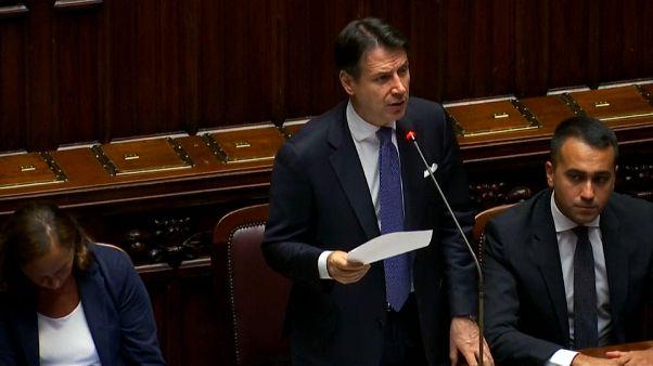 El nuevo Gobierno de Giuseppe Conte gana la confianza en la Cámara de Diputados