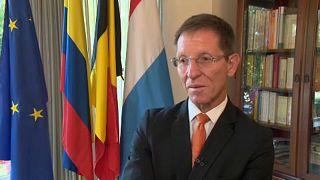 """""""Es mentira"""" que Colombia quiera inciar un conflicto con Venezuela"""