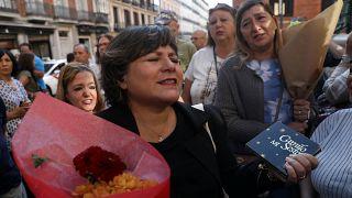 Lágrimas y emoción en el último adiós de los fans a Camilo Sesto