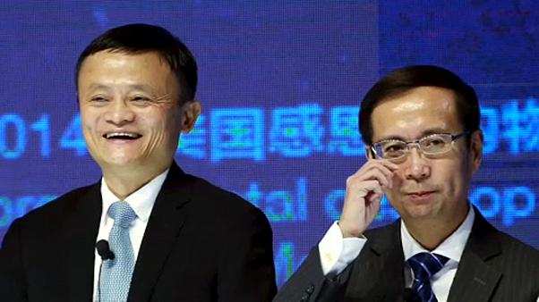 Alibaba: Παραιτείται ο Τζακ Μα