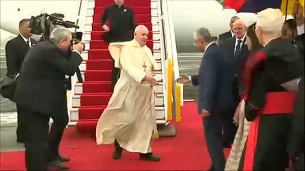 Ferenc pápa:A kiváltság kultúrája és a korrupció érdekszövetsége