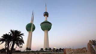 أبراج العاصمة الكويتية