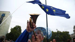 Unterhaus fordert Herausgabe geheimer No-Deal-Pläne