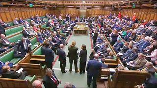 Leállt a brit parlament
