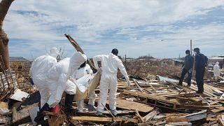 Στο έλεος των τυφώνων Ιαπωνία και Μπαχάμες