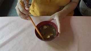 La pasta miso al más puro estilo tradicional