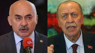 Yaşar Okuyan ile MHP Genel Başkan Yardımcısı arasında 'kaset' tartışması